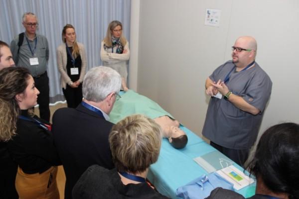 "Der EATB Workshop ""Donor Selection"" wurde gut besucht."